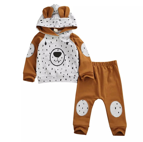 Teddy Bear Tracksuit