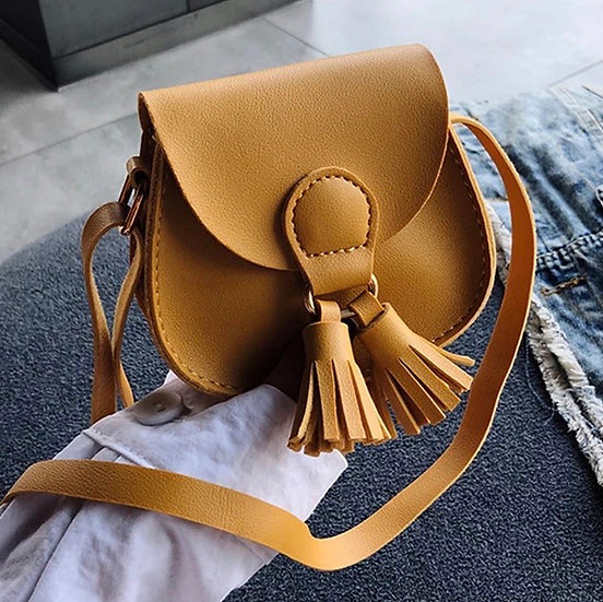 Mini Tassel Bag