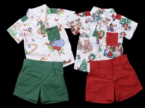 Xmas Fun Shirt Set