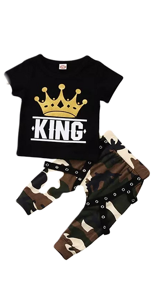 King of Grunge Set
