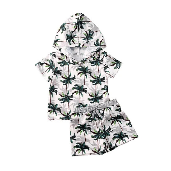 Tropical Tee Set