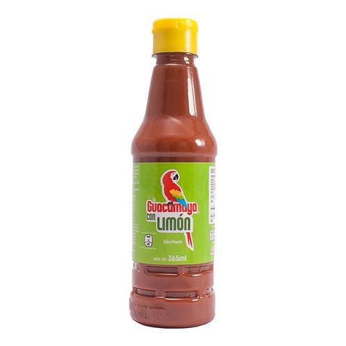 Salsa La Guacamaya con Limón (Caja)