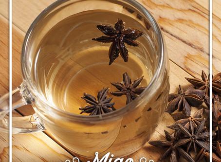 Beneficios del Té de Anís