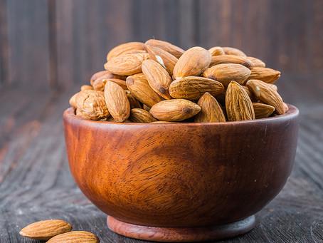 Wrinkles? Almonds!