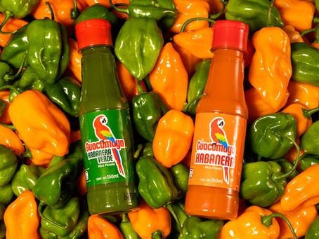 Disfruta el gran sabor del Chile Habanero