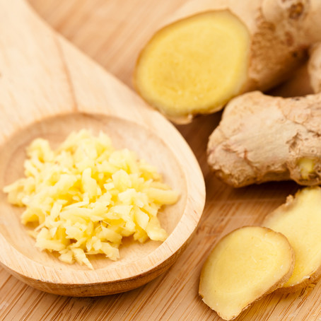 Uses of Ginger