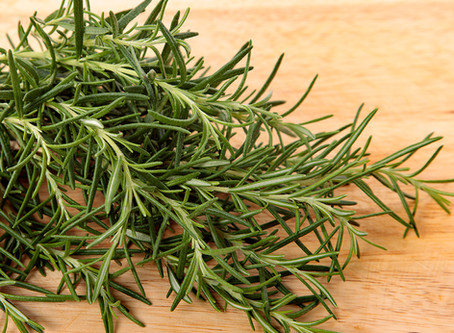 Fight Cellulite with Rosemary