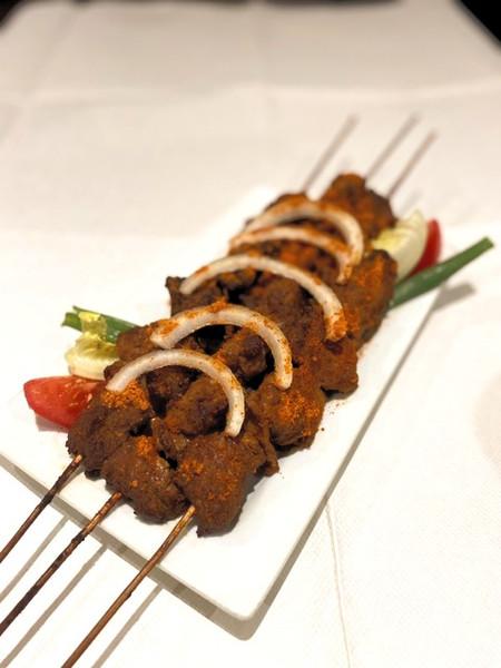 Suya/Kebab