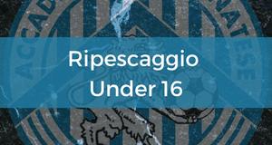 Ripescaggio Under 16