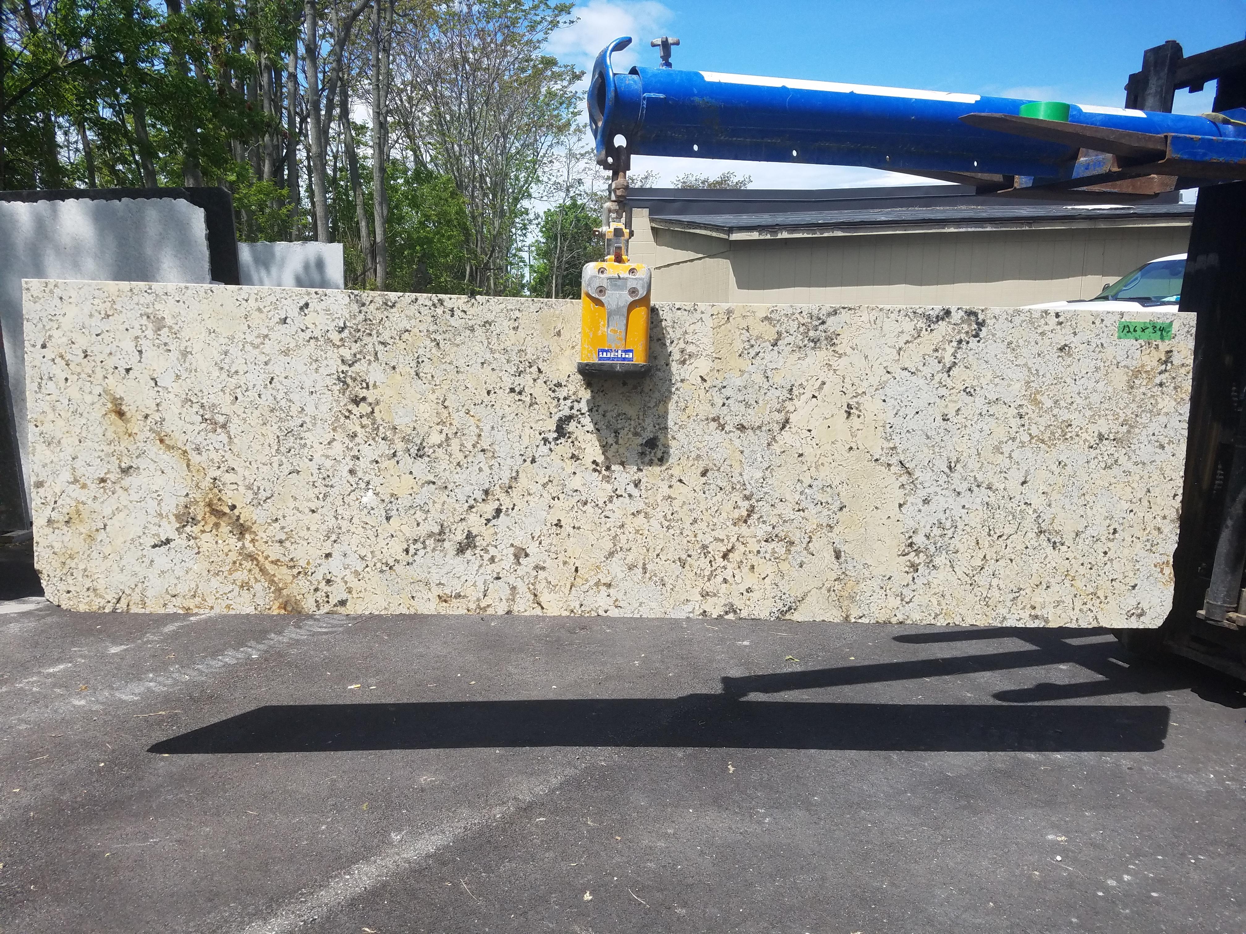 Granite 04 - 126 x 34