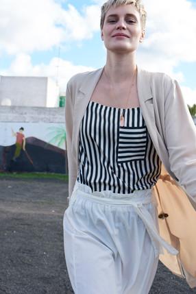 Nachhaltige Mode Foto: Astrid Grosser für BRIGITTE woman