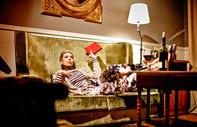 Helen Schneider in Berlin Foto : Anatol Kotte für BRIGITTE wir