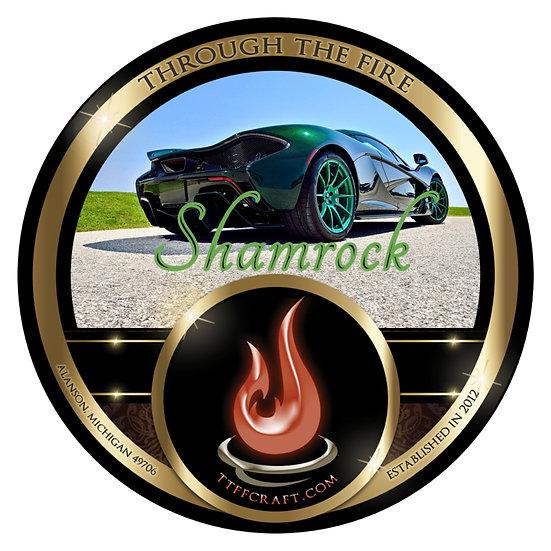 Shamrock Shaving Soap