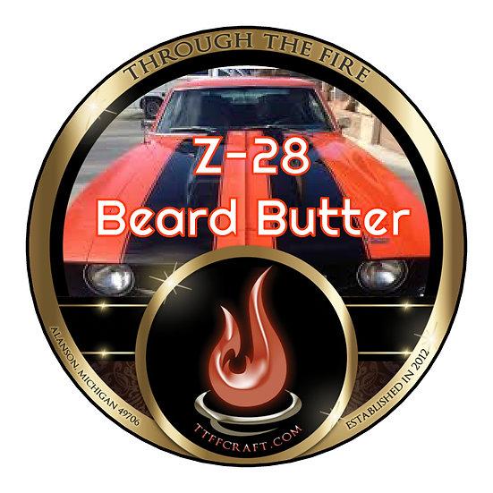 Z-28 Beard Butter