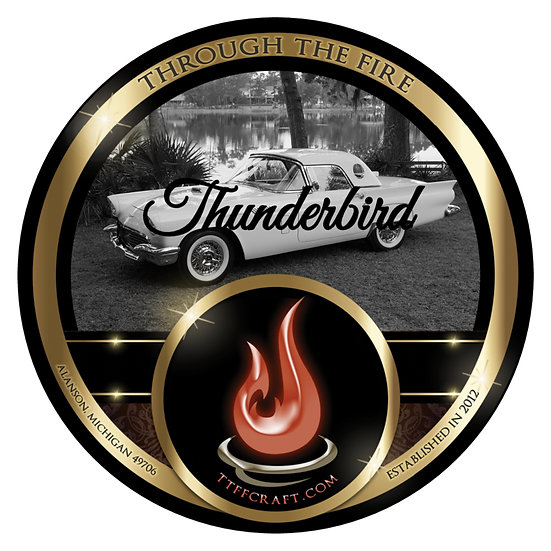 Thunderbird Shaving Soap