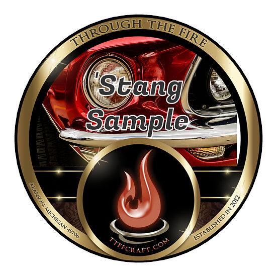 1oz 'Stang Sample