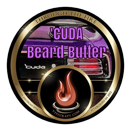 'Cuda Beard Butter