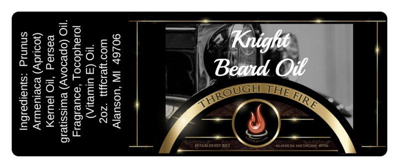 Knight Beard Oil