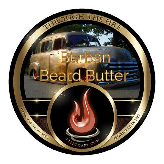 'Burban Beard Butter