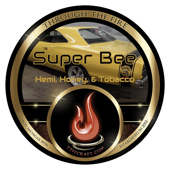 Super Bee Shaving Soap