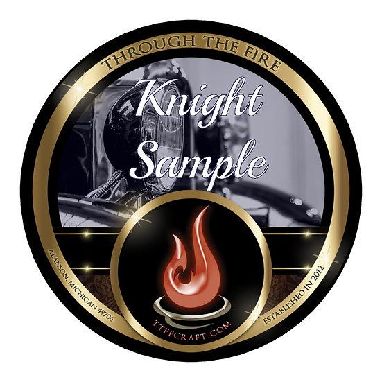 1oz Knight Sample