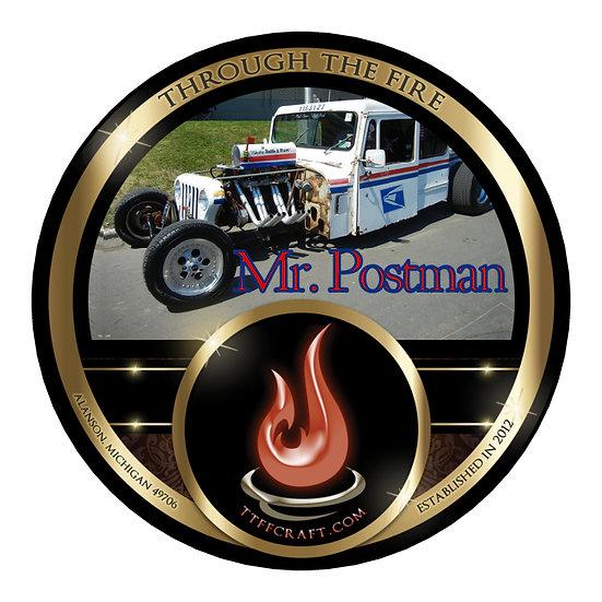 Mr. Postman High Octane Sample