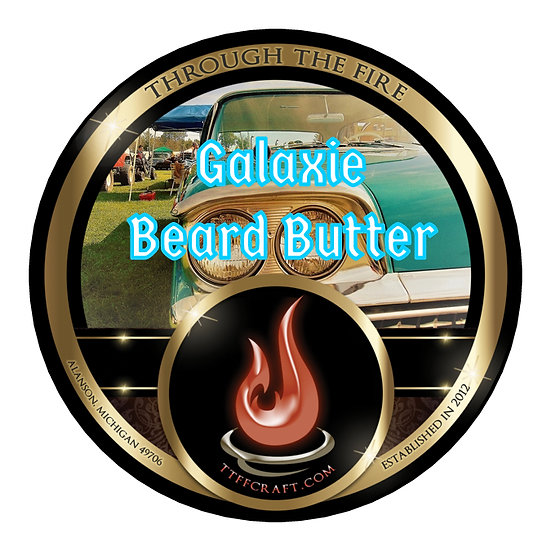 Galaxie Beard Butter