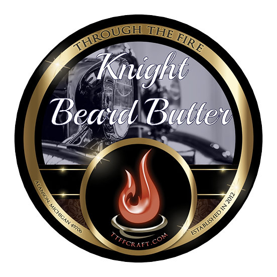 Knight Beard Butter