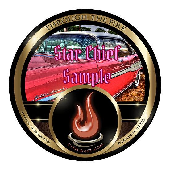 1oz Star Chief Sample