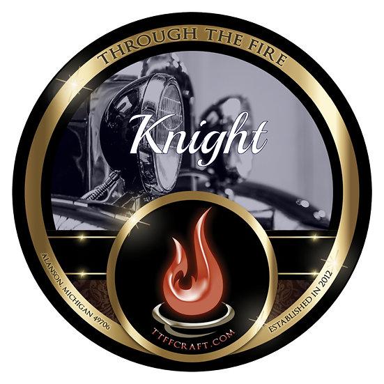 Knight Shaving Soap