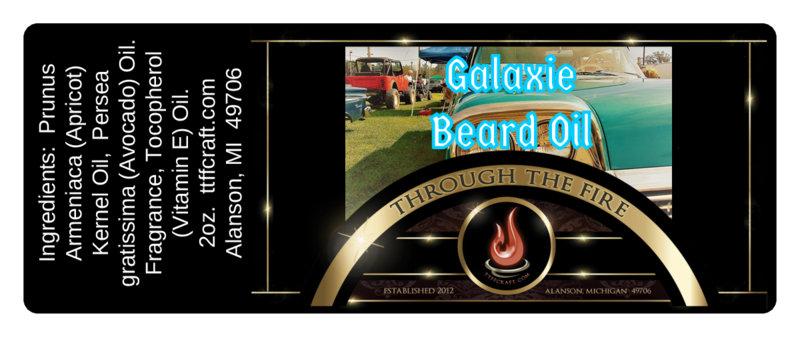Galaxie Beard Oil