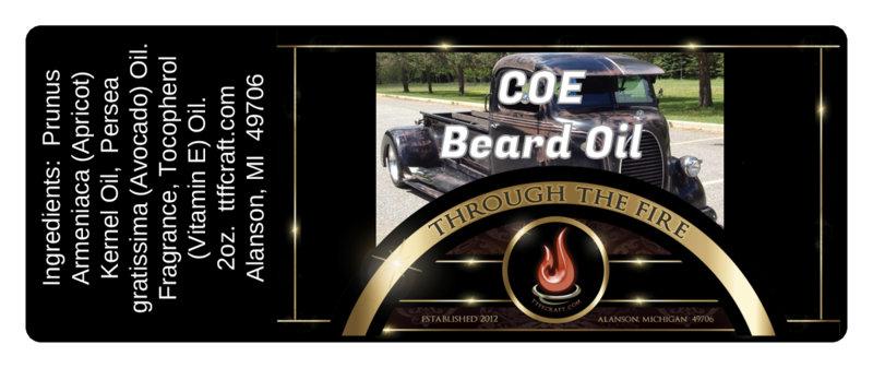 The Beast Beard Oil