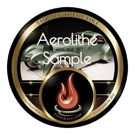 Aerolithe Soap Sample