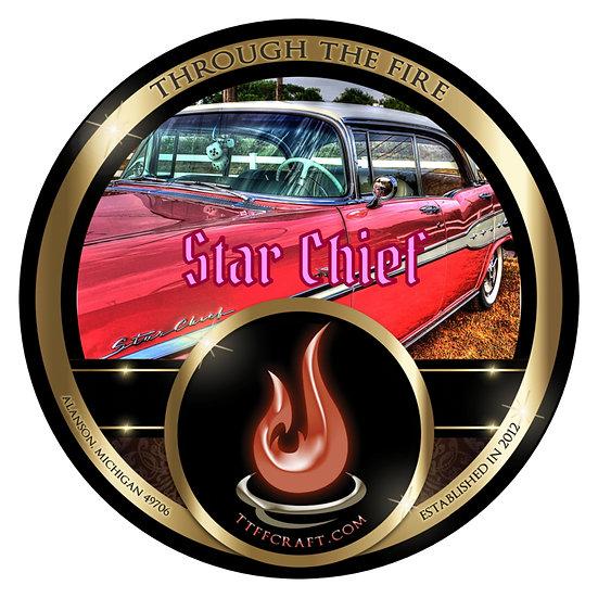 Star Chief Shaving Soap