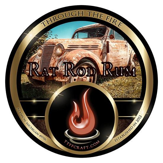 Rat Rod Rum Shaving Soap