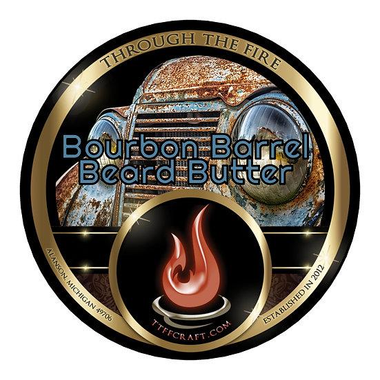 Bourbon Barrel Beard Butter