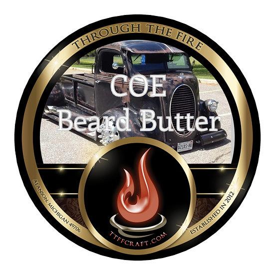 The Beast Beard Butter