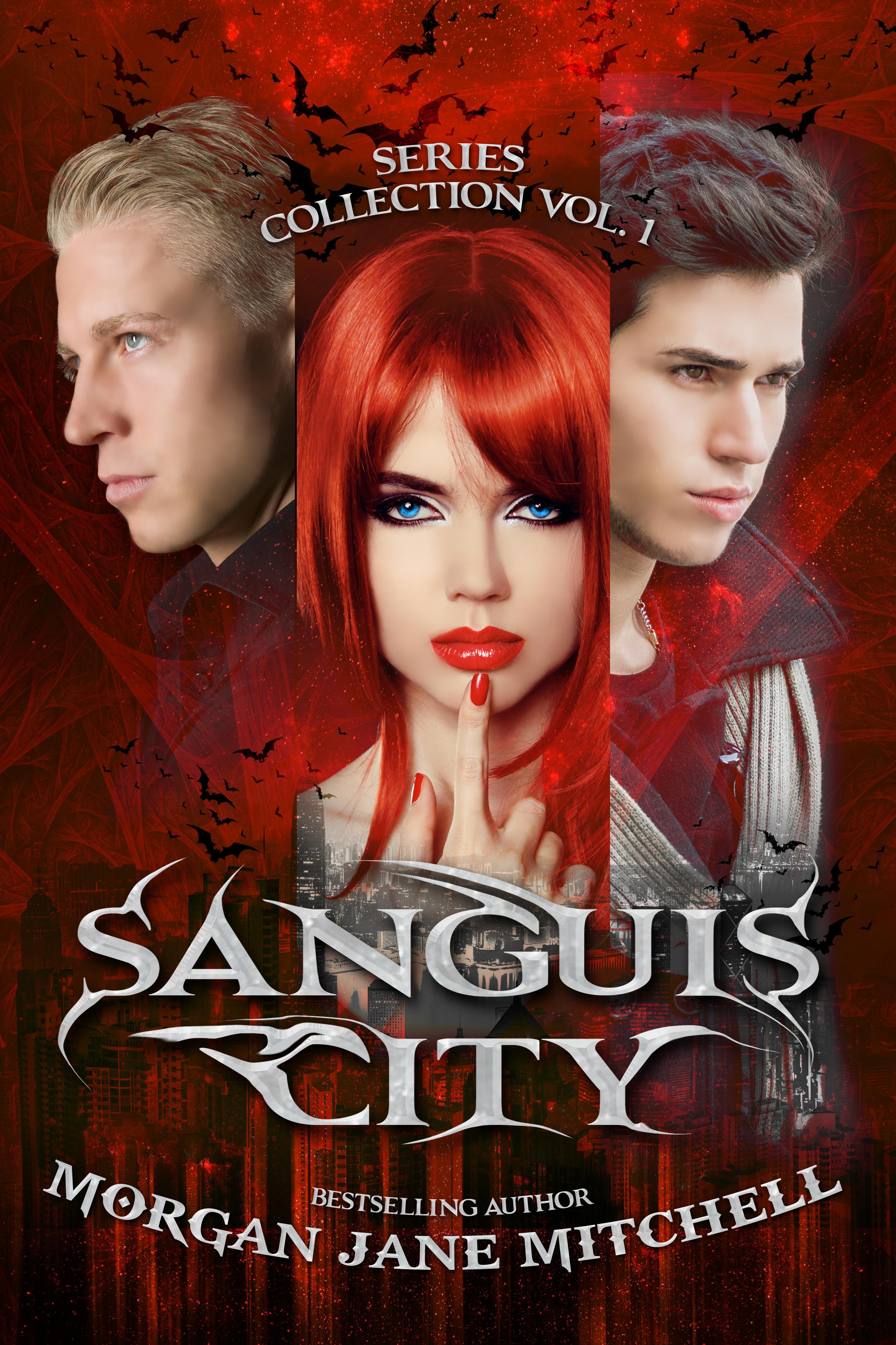 Sanguis City Series