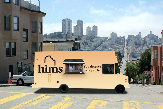For Hims Food Truck Design