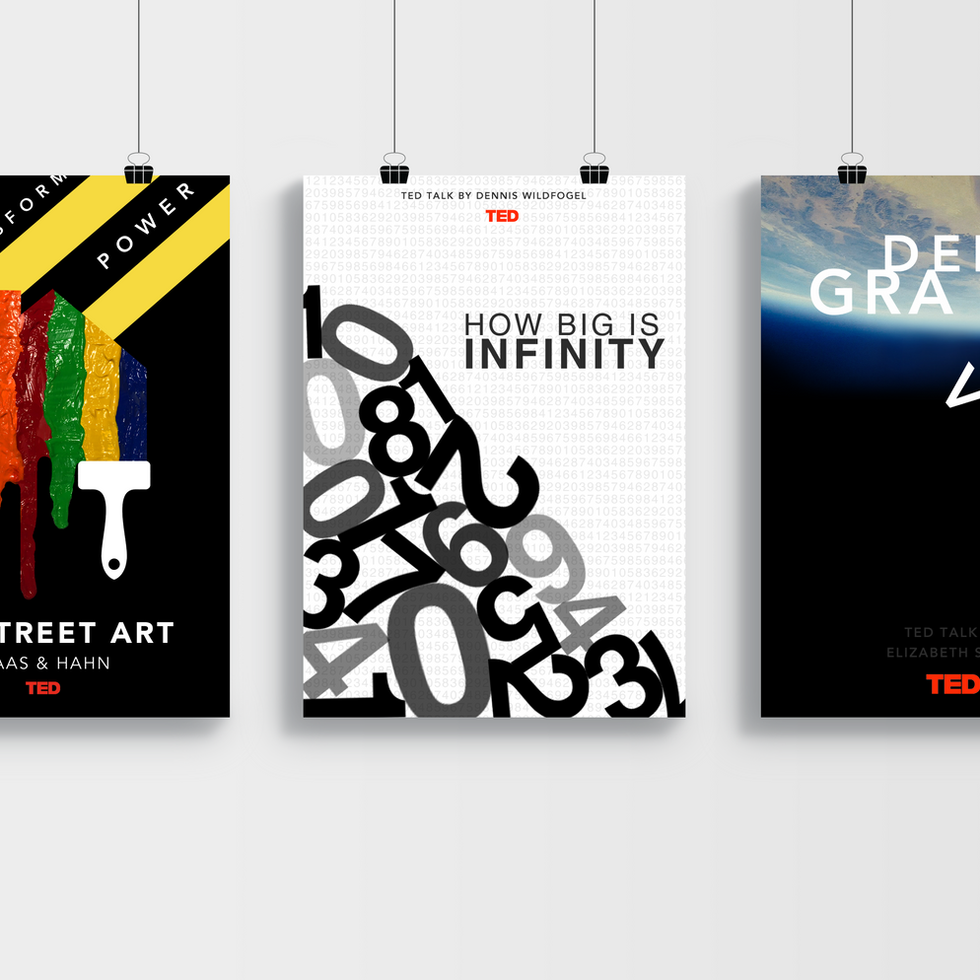 Ted Posters