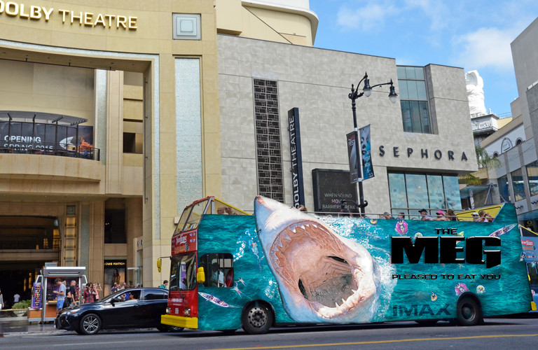 IMAX Theater The Meg