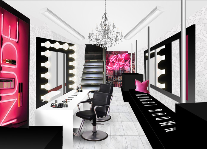 Bobbi Brown Interior