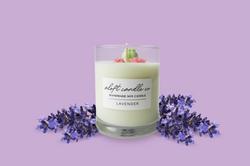 lavendercandle