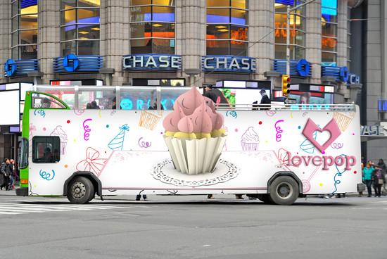 Love Pop Design Birthday Theme
