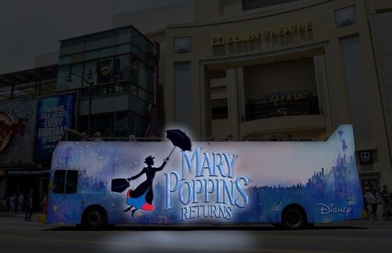 Disney Mary Poppins Illuminated