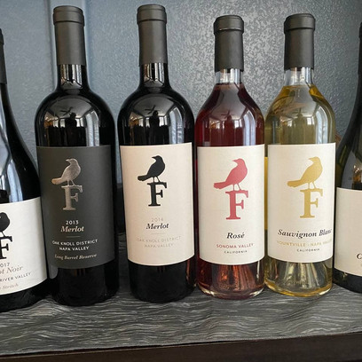 The Swirling Glass Features: Forthright Winery