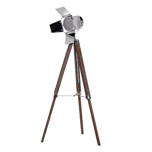 Box Spotlight Style Floor Lamp