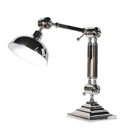 Aluminium Anglepoise Table Lamp