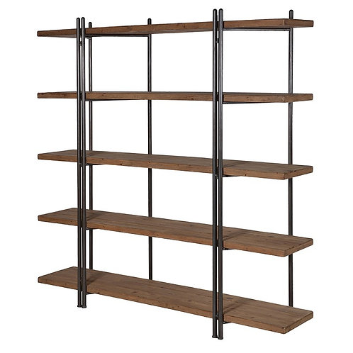 Industrial 5 Shelf Unit