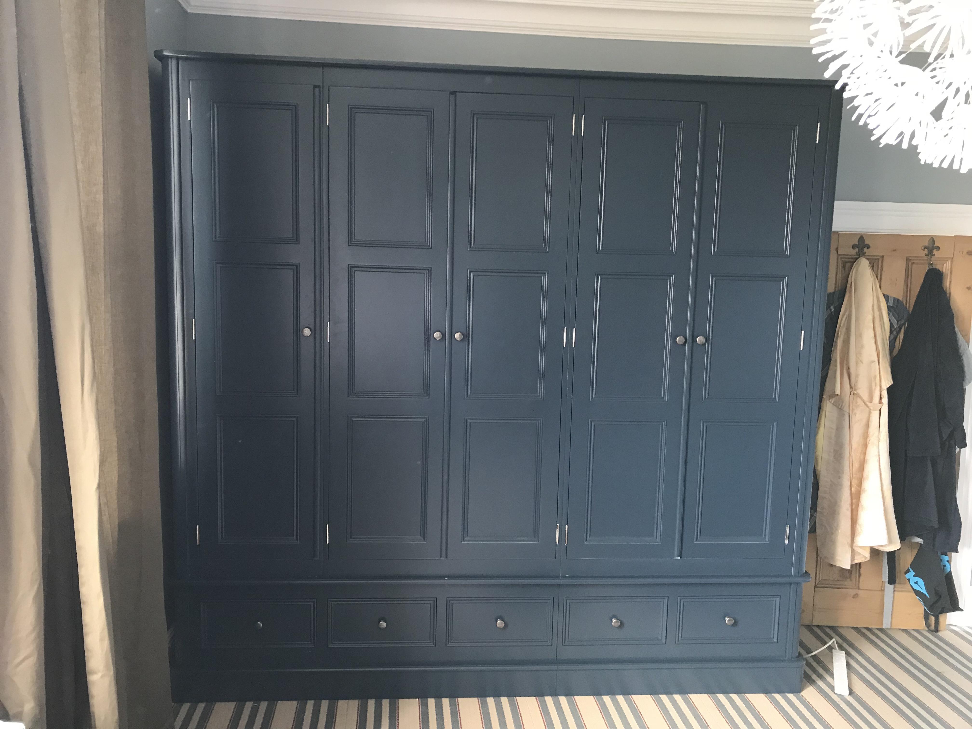 5 Door Blue